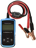Car Battery Testers, TT TOPDON AB101Auto Battery Analyzer 12V 100-2000 CCA for Battery Load Tester, Cranking and Charging System