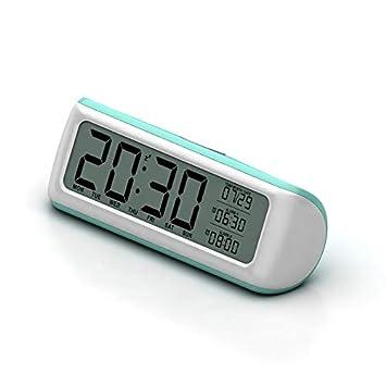 Reloj Despertador RTMN Reloj Despertador Digital Grande con ...