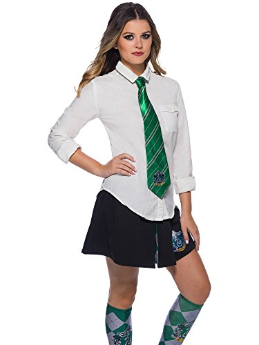 Rubie's Costume Co Harrypotternecktie, Slytherin, OneSize