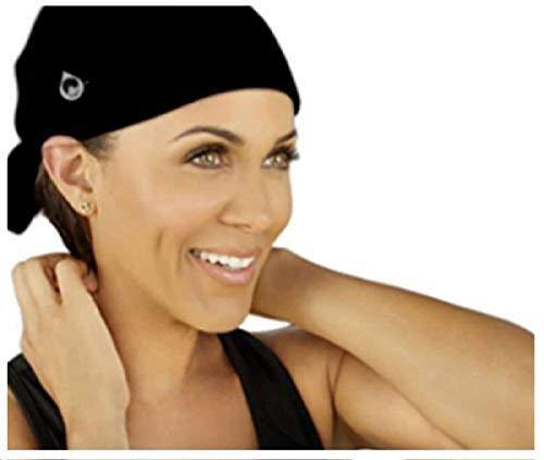 Wrap Hair Your - Save Your Do™ Full Triangle GymWrap Sweat-Wicking Headband w Edge Control by Nicole Ari Parker