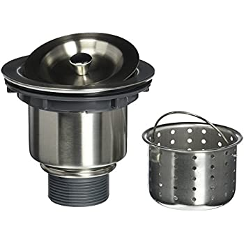 Basket Strainers For Kitchen Sinks