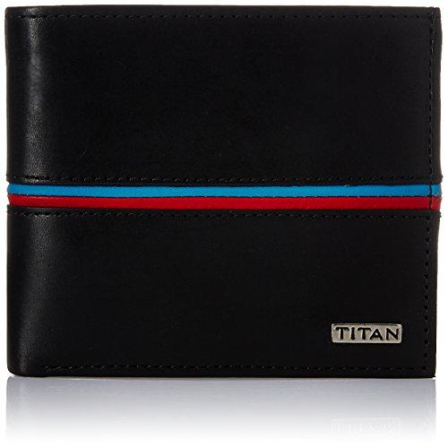 Titan Black Men #39;s Wallet  TW167LM1BK