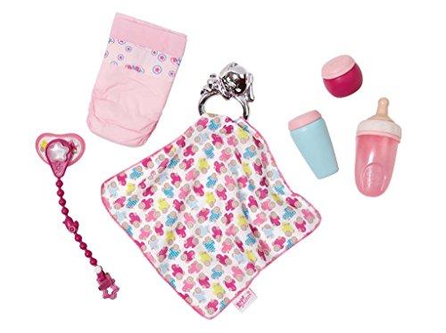 Zapf Creation 822173 - Baby born, Accessoires-Set, rosa