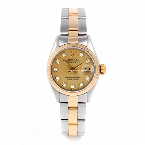 Rolex Datejust swiss-automatic womens Watch 6917 (Certified Pre-owned) by Rolex