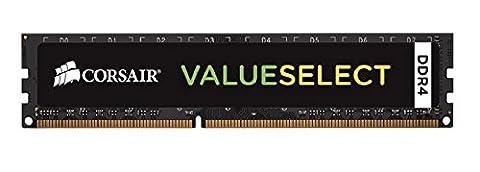 Corsair 8GB Kit (1x 8GB) 2133 MHz CL15 288-Pin DIMM DDR4 RAM Memory (CMV8GX4M1A2133C15) - Maximus Formula