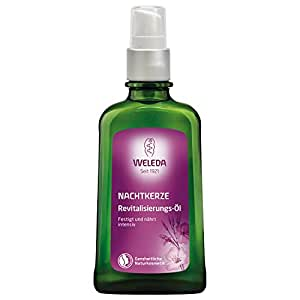 WELEDA Evening Primrose Revitalising Body Oil, 100ml