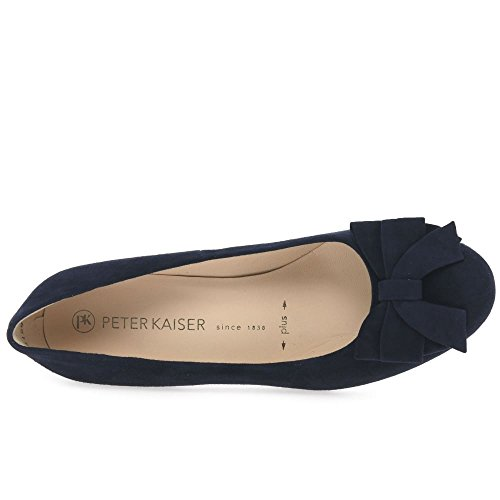Peter Kaiser Christiane Womens Dress Court Shoes Navy Suede (Notte) m1S1w