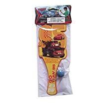 Disney Pixar Cars 2 Tow Mater Shaped Paddle Ball by What Kids Want