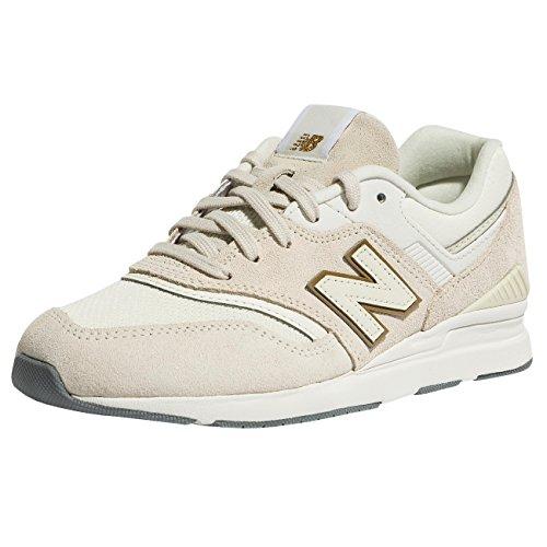 New Balance Shoes Wl697 Shoes - Angora Beige