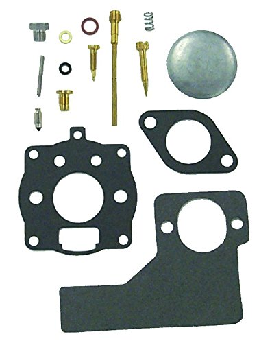 Prime Line 7-02059 Carburetor Kit Replacement for Model Briggs and Stratton 391071, 394989, 299720 Prime Line Power Equipment