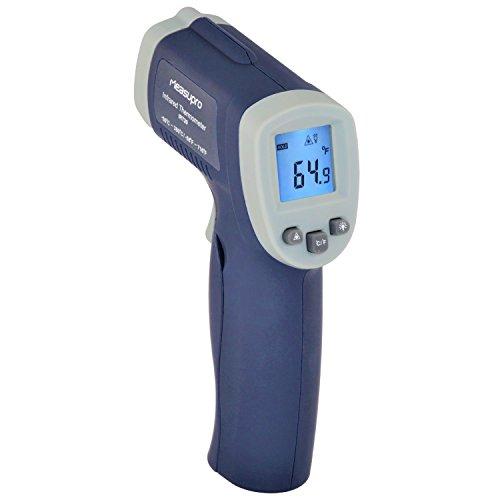 220 opinioni per MeasuPro IRT20 Termometro a pistola infrarossi senza contatto con individuazione