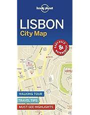 Lonely Planet Lisbon City Map 1st Ed.