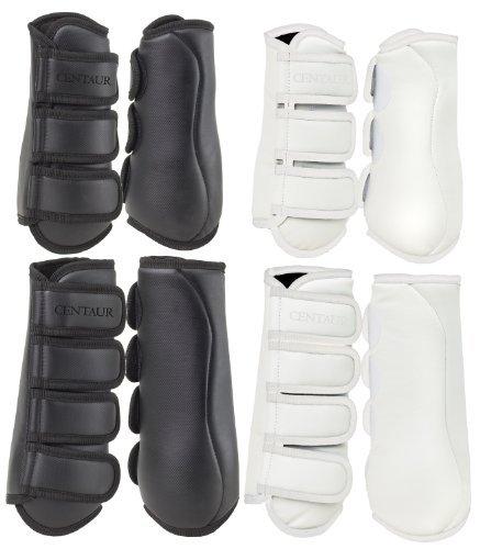 CENTAUR Classic Dressage Boots Horse White