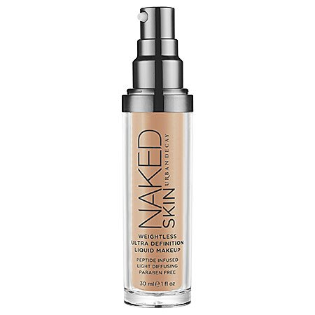 Price comparison product image Urban Decay Naked Skin Weightless Ultra Definition Liquid Makeup - #3.5 30ml/1oz