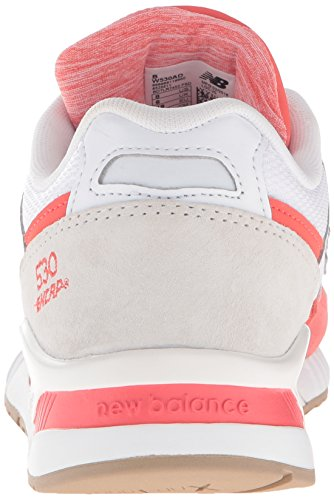 NEW BALANCE W530 B Q2 Textile/Suede/PU – AD Coral Glow
