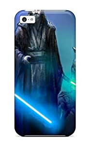 Durable Star Wars Knights By Mcnealy D5n2mul Back Case/cover For Iphone 5c