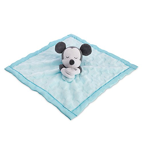 Disney Mickey Mouse Plush Blankie for Baby ()
