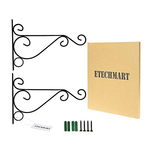 ETECHMART Pack of 2 10