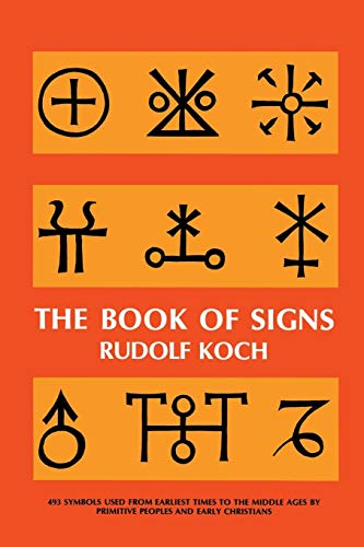 The Book of Signs (Dover Pictorial Archive) ()