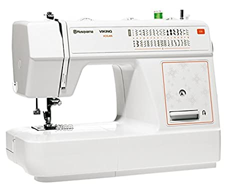 Husqvarna Viking E40 Sewing Machine Amazoncouk Kitchen Home Amazing Viking 400 Sewing Machine Review