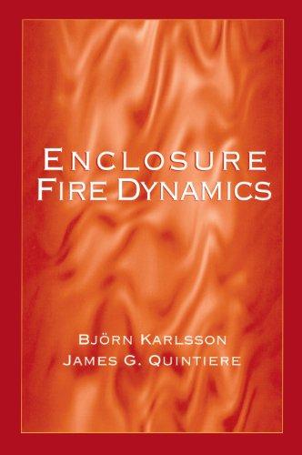 Environmental Enclosure - Enclosure Fire Dynamics (Environmental & Energy Engineering)