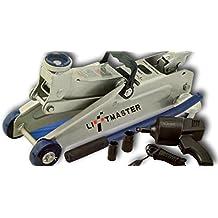 Liftmaster 2 Ton Floor Jack and 12v Impact Wrench Set