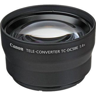 Canon Tele-Converter TC-DC58E for PowerShot G15 by Canon