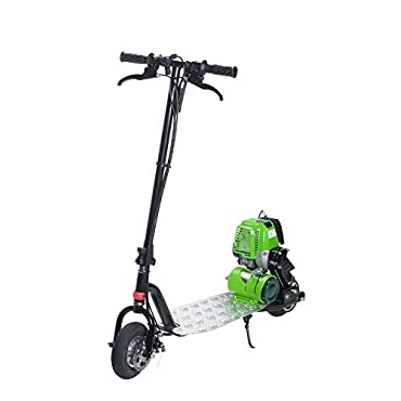 ProGo PS3000-01 Green/Black Propane Powered Scooter