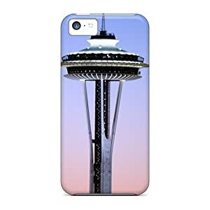 For Iphone Cases, High Quality Sunset Needle For Iphone 5c Covers Cases