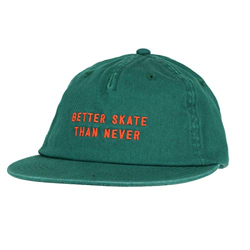 Globe Men's Better Skate Shallow Hat Bottle Green