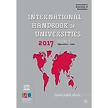 International Handbook of Universities 2017(3 Volume Set)
