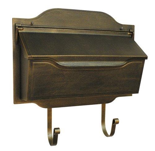 Special Lite Products SHC-1002-BR Contemporary Horizontal Mailbox, Bronze ()