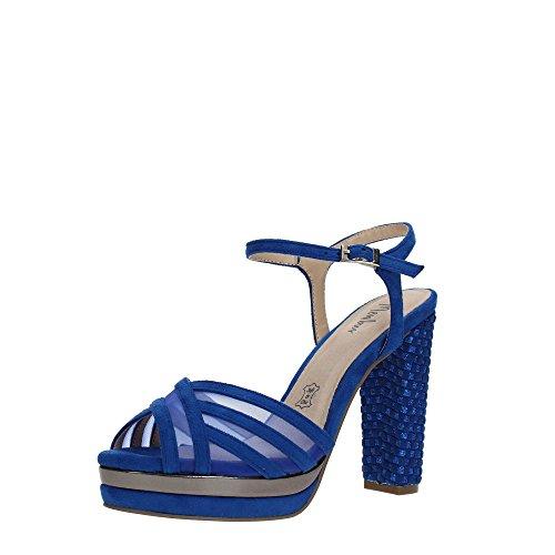 Mujer Blue Mujer Sandalia Menbur Sandalia Blue Menbur Sandalia Mujer Menbur 09517 09517 09517 fwqx7HYxA
