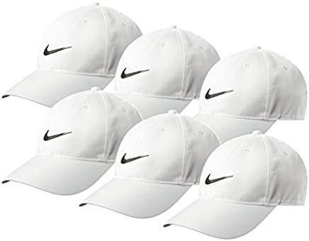 Nike Dri-Fit Hat White Multi-Pack 12