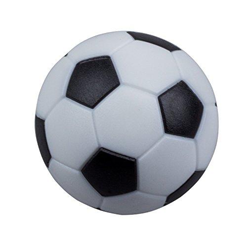 SODIAL(R) 4pcs 32mm Plastic Soccer Table Foosball Ball Football Fussball
