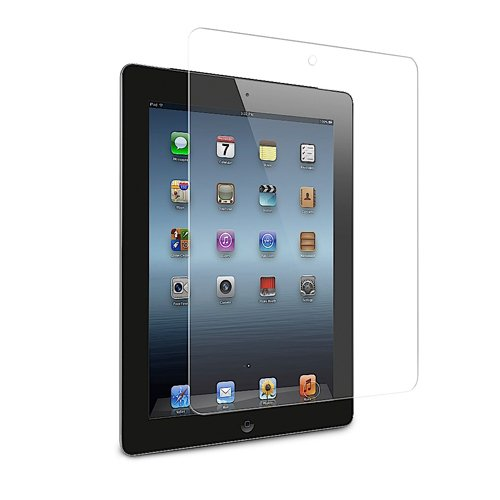 (Xtra-Funky Screen Protector Compatible with iPad 2/3/4 Clear LCD Screen Protector Film - (Pack of 1) )