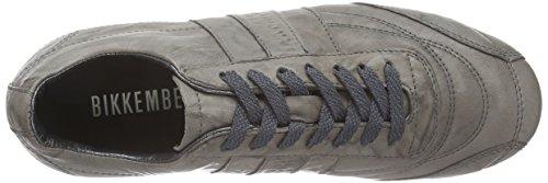 Grau Erwachsene 641127 BIKKEMBERGS Grau Sneakers Unisex qwI6p