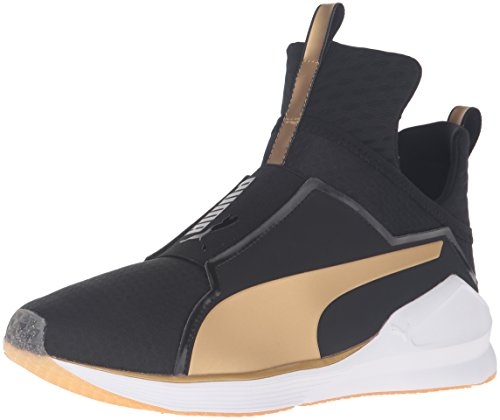 PUMA Women's Fierce Gold Cross Trainer Shoe