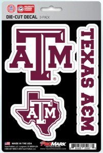 NCAA Texas A&M Aggies Team Decal, ()