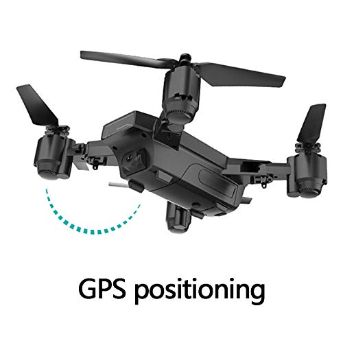 1080p 5g Egosy RC Drone GPS 5G WiFi RC Drone HD WideAngle Camera Dual GPS Precise Positioning Foldable Quadcopter 720p 2.4g