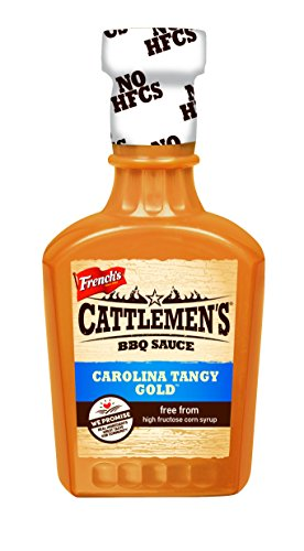 Cattlemen's Carolina Tangy Gold Barbecue Sauce, 18 Ounce ...