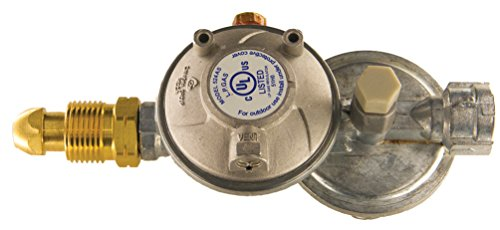 Cavagna (52-A-490-0003C)Two-Stage Regulator with Excess Flow