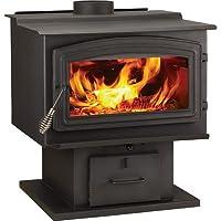 WoodPro Wood Stove - 115,000 BTU, EPA-Certified, Model# WS-TS-2500