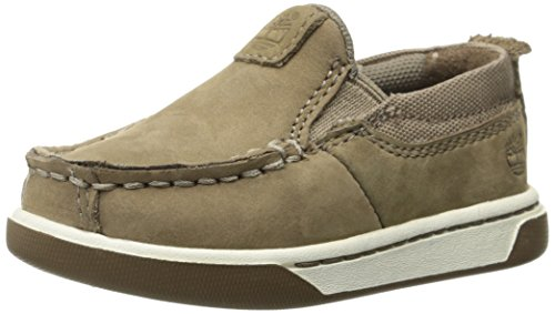 UPC 888732146889, Timberland Groveton SNT Flat (Toddler/Little Kid),Greige,9.5 M US Toddler