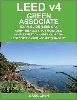 Leed green associate exam sample questions.