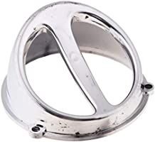 Engines & Engine Parts perfk Fan Cover Air Scoop Cap for GY6 125/150cc Scooter 152QMI 157QMJ Engine Silver