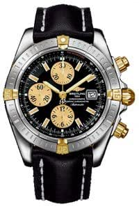 Breitling B13356-031 - Reloj de pulsera hombre, piel