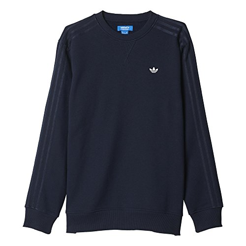 Trefoil Gris Hombre Sudadera Adidas Classic Tinley Azul 51xn88f4