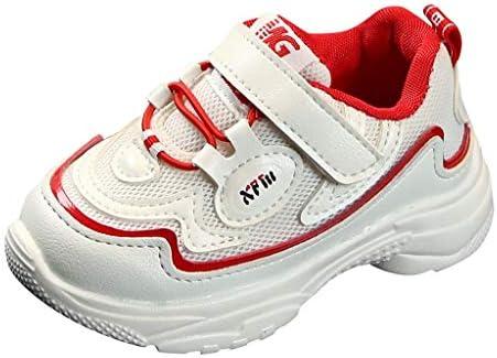 運動靴 子供靴 スニーカー 男の子 女の子 柔らかい Jopinica 可愛い 軽量通気 抗菌防臭 滑り止め カジュアル ガール