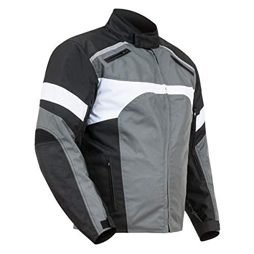 BiLT Blast Men's Waterproof Jacket, Black/Gunmetal, M